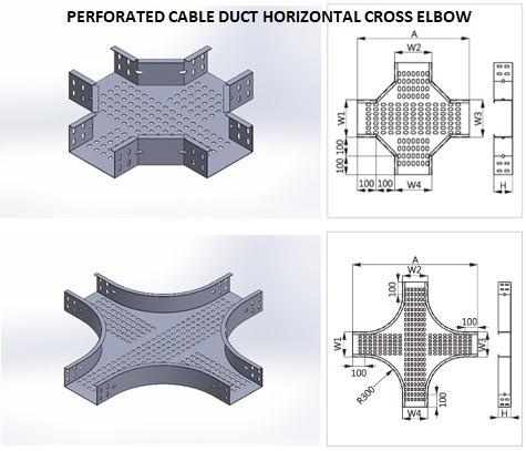 p53_Perforated Duct H_Tee & Cross & Wye(Angle Type) Horizontal Cross 2 .JPG