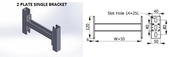 p109_2-Plate Single Bracket 2 .JPG